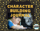 Character Building Journal