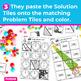 New Year K-1st Grade Math Skills Secret Picture Tile Printables