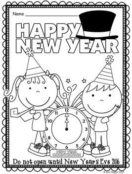 New Year Activities 2019
