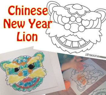New Year Lion