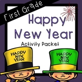New Year Activity Packet