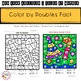 New Years Math Activities- Color by Number Addition