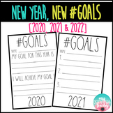 New Year, New #GOALS [2019]