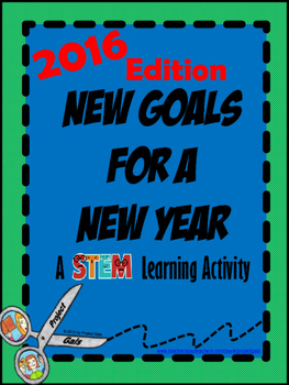 New Goals for a New Year 2016 Edition