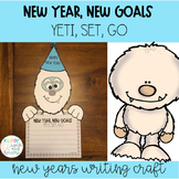 New Year, New Goals! YETI, SET, GO