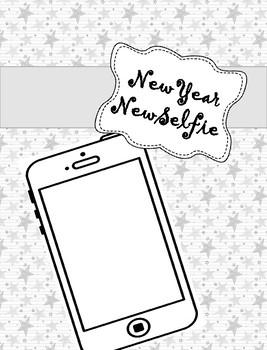 New Year, New Selfie (Grey)