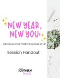 New Year, New You: Redesigning Your Store For Maximum Impa