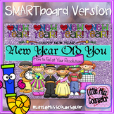 New Year Old You:  How to Fail at Resolutions SMARTboard