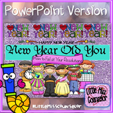 New Year Old You:  How to Fail at Resolutions PowerPoint