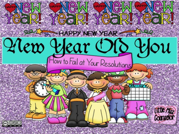 New Year Old You:  How to Fail at Your Resolutions PDF format