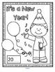 New Year Activities NO PREP for Preschool Pre-K and Kindergarten