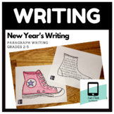 New Year Paragraph Writing
