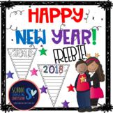 New Years 2017 - FREEBIE