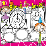 New Year 2019 FRENCH - Bonne Année!