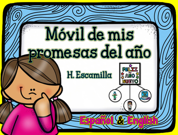 New Year Promises Mobile in Spanish & English
