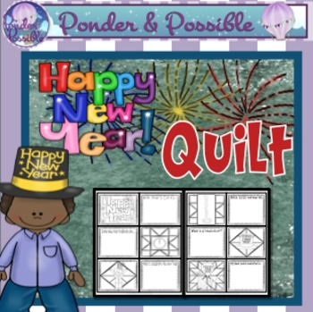 Happy New Year Quilt
