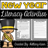 New Year Reading Comprehension (FREE)