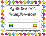 New Year Reading Resolution