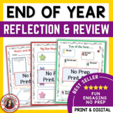 End of Year Music Activities: Reflection and Review