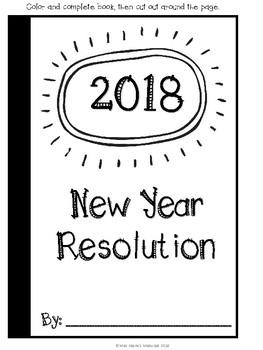New Year Resolution Flipbook