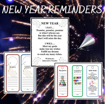 New Year Resolution Reminders
