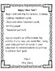 New Year Resolutions Activity