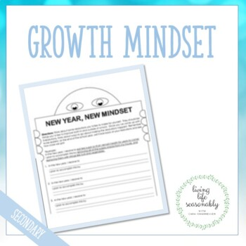 New Year Resolutions (Growth Mindset)