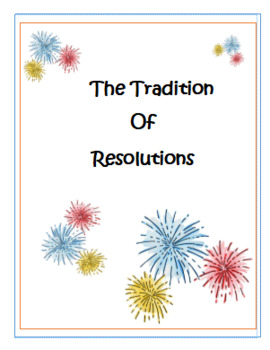 New Year Resolutions and History