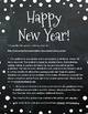 New Year Student Goal and Reflections for 2017