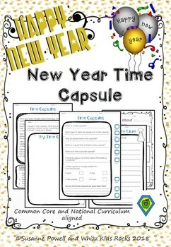 New Year Time Capsule