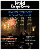 New Year Traditions Around The World Digital Escape Room