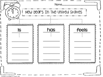 New Year Traditions Around the World Nonfiction Unit