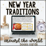 New Year Traditions Around the World for Comprehension  |