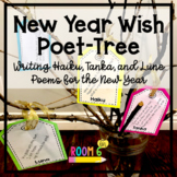 New Year Wish Poet Tree