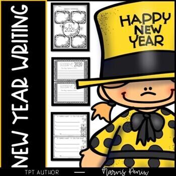 New Year Writing Activities