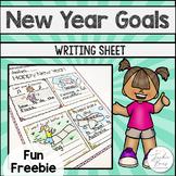 New Years Writing Goals