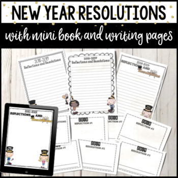New Year Writing: Reflections and Resolutions