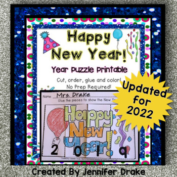 New Years 2019 Puzzle