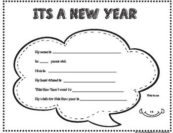 New Year around the world in Spanish and English