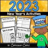 New Years 2019 Activities