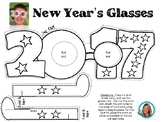 GRADUATION or New Year's 2017 Glasses Craft