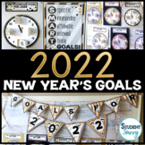 New Years Activities 2019 Goal Setting