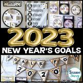 New Years Activities 2019 Goal Setting