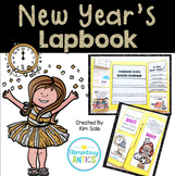 New Year's 2018 Lapbook Activity