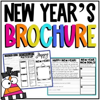 New Year's 2018 Brochure