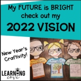 New Year's Resolution Writing - 2020 Vision Craftivity