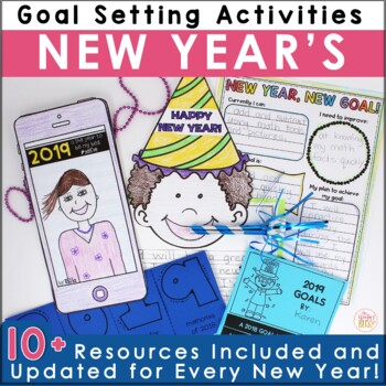 New Year's Activities 2019 | New Year's Goals