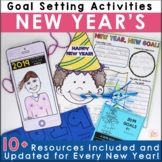 New Year's Activities 2019 • New Year's Goals