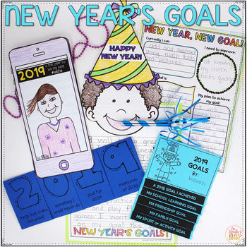 New Year's Activities 2020 • New Year's Goals