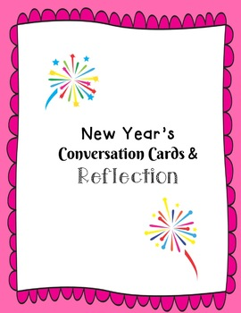 New Year's Activities FREEBIE